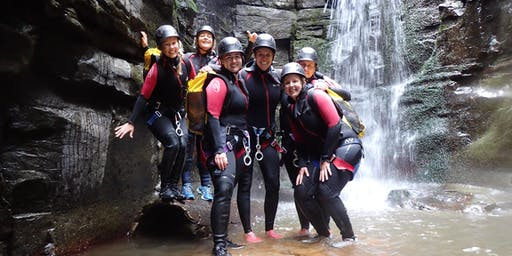 Women's Rainforest Canyon Adventure // 8th December