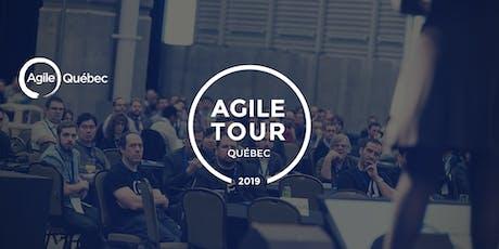 Agile Tour de Québec 2019 billets