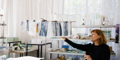 JANET LAURENCE - ARTIST TALK & BOTANIC ELIXIR BAR