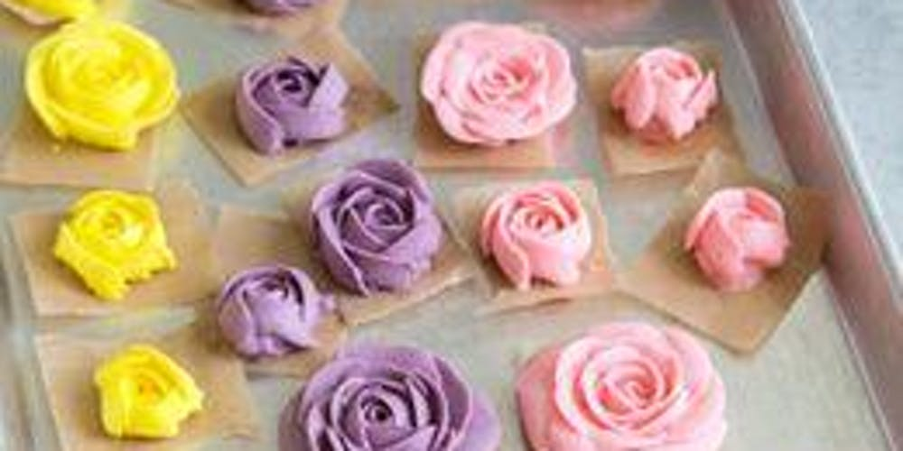 Junior Caker - How to: Cupcakes from Scratch & Buttercream Flowers Tickets, Sat May 11, 2019 at 1:00 PM | Eventbrite