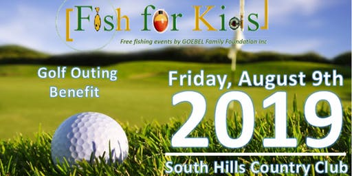 Fish for Kids Fundraiser Golf Outing presented by 5G Benefits
