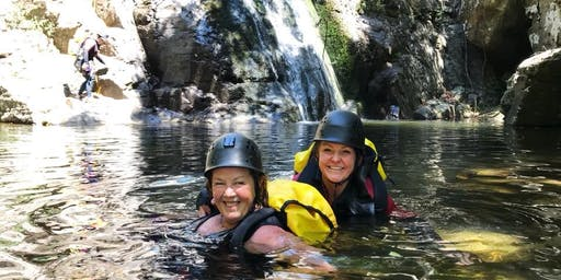 Women's Rainforest Canyon Adventure // Sunday November 3rd