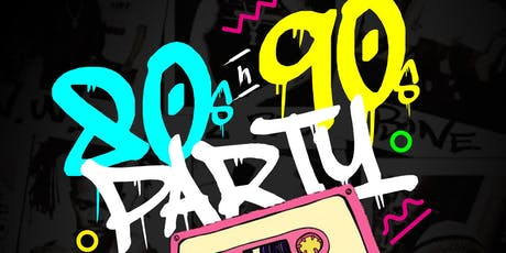80s 90s Theme Party tickets