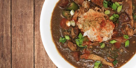 GUMBO SOCIAL POP UP AND TASTING EVENT PART 2 tickets