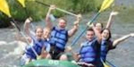 Whitewater Rafting Dam Release tickets