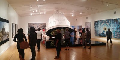 Overlap: Meetup at The Museum of Fine Arts Houston