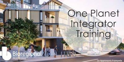 One Planet Integrator Training - Melbourne