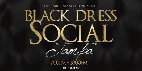 Black Dress Social Tampa tickets