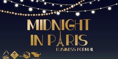 Business Formal 2019: Midnight in Paris