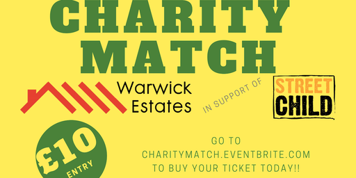 Warwick Charity Football Match