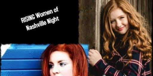 Camille Rae & Taylon Hope at WPIG Nashville LIVE Concert Series