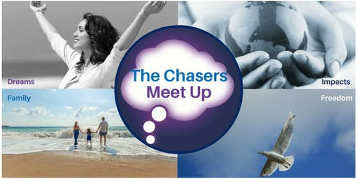 The Chasers Meet Up