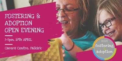 Falkirk Council Fostering & Adoption Open Event