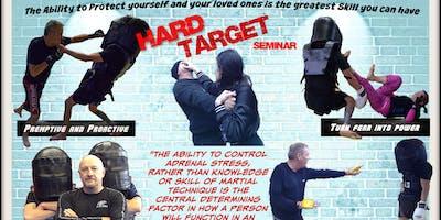 Hard Target Seminar