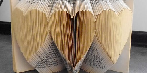 Curiosity Crew - Book Folding - Coburg Library