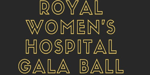 The Royal Women's Hospital Gala Ball 2019