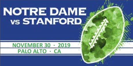 Legends Weekend 2019: Notre Dame vs. Stanford  tickets