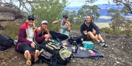 Women's Pigeon House Mountain Hike // 27th July