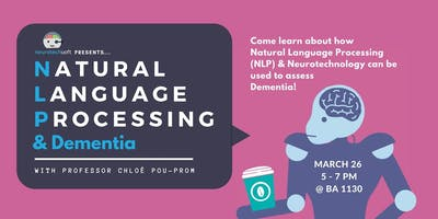 Natural Language Processing, Dementia and Neurotechnology