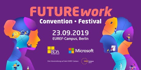 FUTUREwork Convention & Festival Tickets