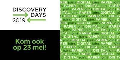 Discovery Days 2019 - Paper joins Digital