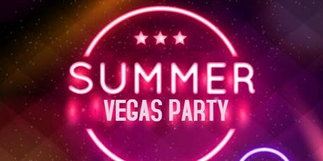 LAS VEGAS SUMMER PARTY HONG KONG  tickets