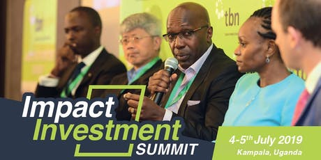 2019 EAST AFRICA IMPACT INVESTMENT SUMMIT tickets