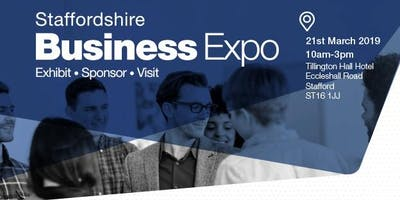 Staffordshire Business Expo - Networking Breakfast