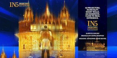 In5 Experium: the Golden Temple