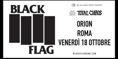 Black Flag (Orion, Roma)