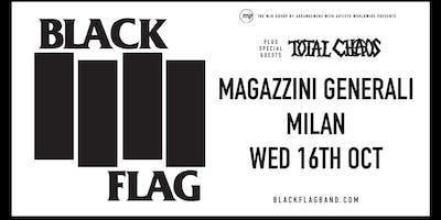 Black Flag (Magazzini Generali, Milano)