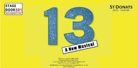 '13 The Musical' by Stage Door One Youth Theatre tickets