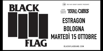 Black Flag (Estragon, Bologna)