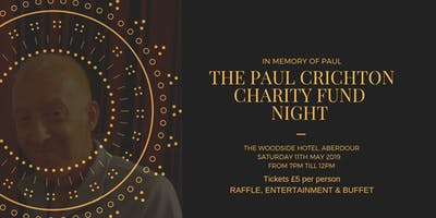 The Paul Crichton Charity Fund Night