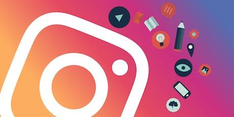 Gestione Instagram biglietti