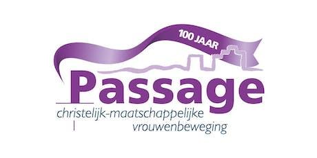 Passsage - 'EEUWFEEST; VERLANGEN NAAR…'  tickets