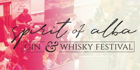 Kirkintilloch Gin & Whisky Festival 2019 tickets