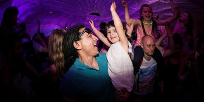 Big Fish Little Fish - Ely Fathers Weekend Family Rave with Nookie!