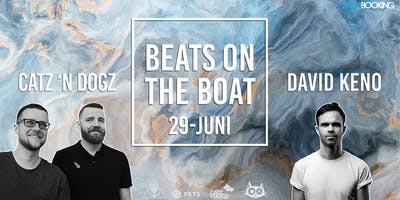 BEATS on the Boat w/ Catz 'n Dogz & David Keno