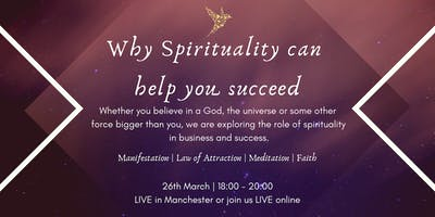 Why Spirituality can Help you Succeed