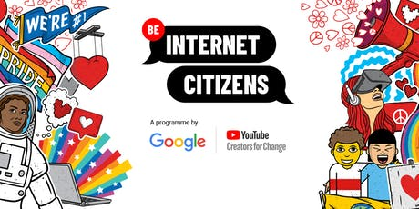 Be Internet Citizens Train The Teacher - Portsmouth tickets