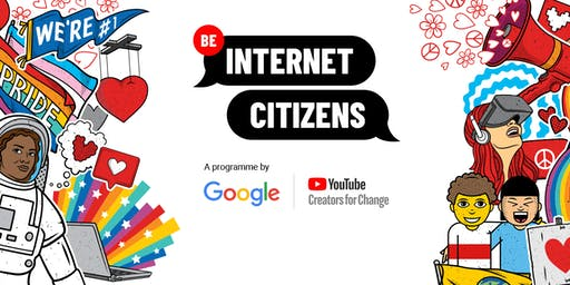 Be Internet Citizens Train The Teacher - Glasgow