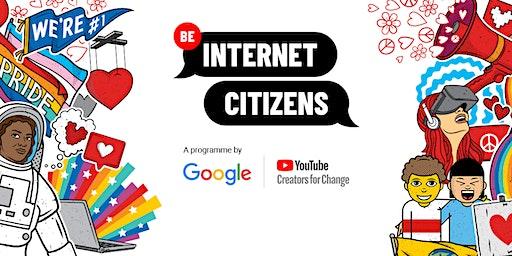 Be Internet Citizens Train The Teacher - Portsmouth