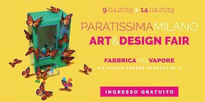 Paratissima Milano Art&Design Fair_2019