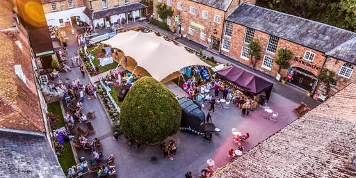 Wilton Shopping Village Gin Festival 2019