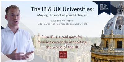 The+IB+%26+UK+Universities+%E2%80%93+Making+the+Most+