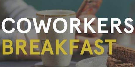 Coworkers Breakfast tickets