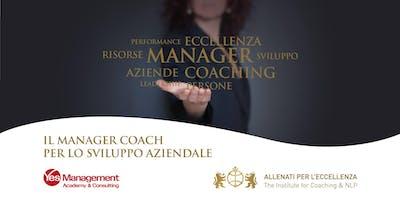 Il Manager Coach per lo sviluppo aziendale • Workshop