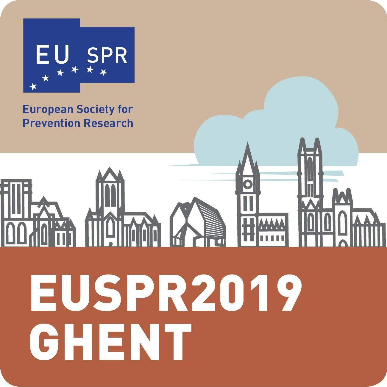 10th EUSPR Conference and Members' Meeting - Ghent, Belgium
