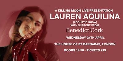HoSB Sessions Presents: Lauren Aquilina // Benedic